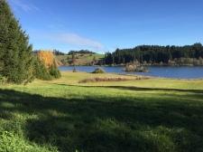 Herbstidylle am Rottachspeicher